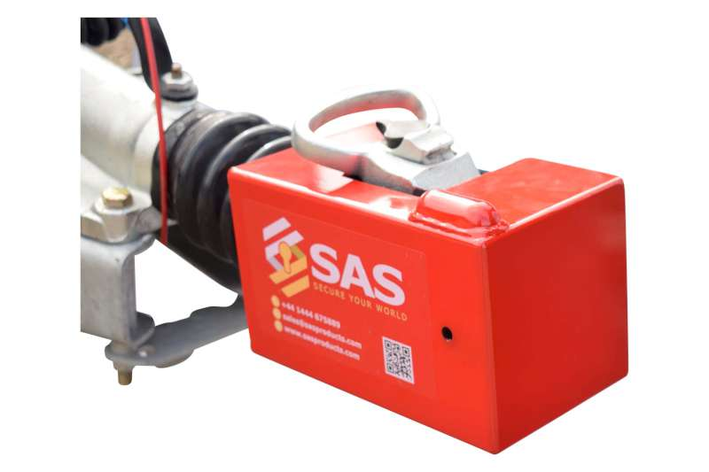 We sell SAS Security Hitchlocks
