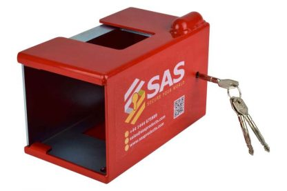 Fortress A Hitch Lock for Ifor Williams Trailers 03