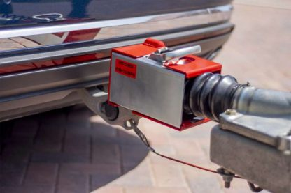 Fortress A Hitch Lock for Ifor Williams Trailers 04