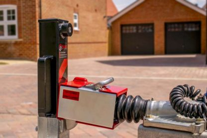 Fortress A Hitch Lock for Ifor Williams Trailers 05