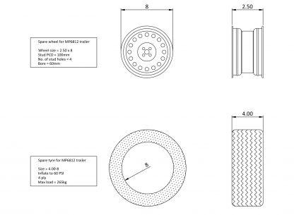 MP68122 4.80-4.00×8 Wheel & Tyre Fits 02 diagram