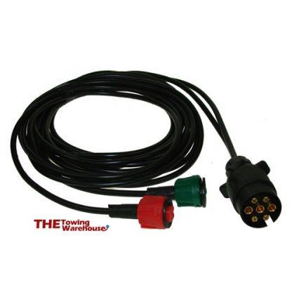 MP80306 Radex 7 Pin Plug