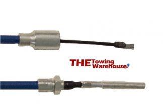 Trailer brake-cable