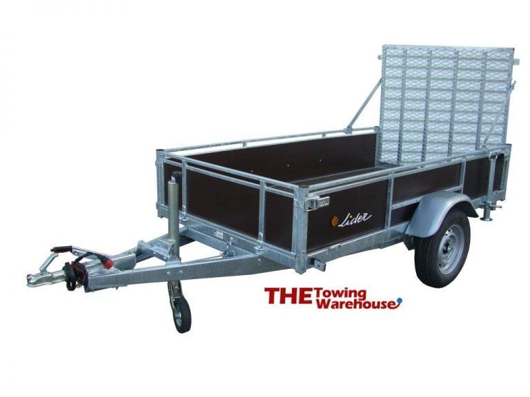 Lider 34470 trailer