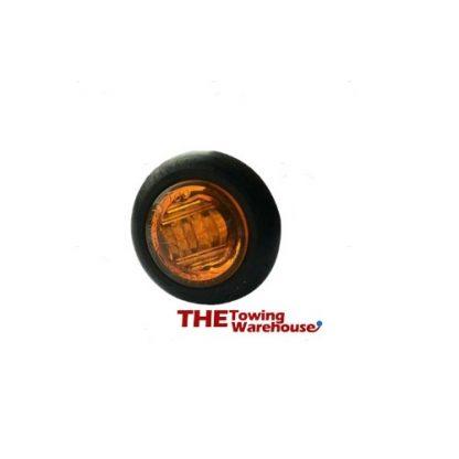 247 Lighting LED Marker Lamp (AMBER)