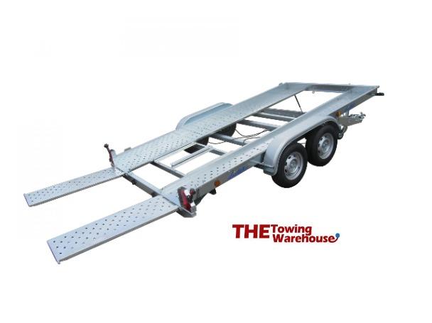 Lider car transporter trailer 32760