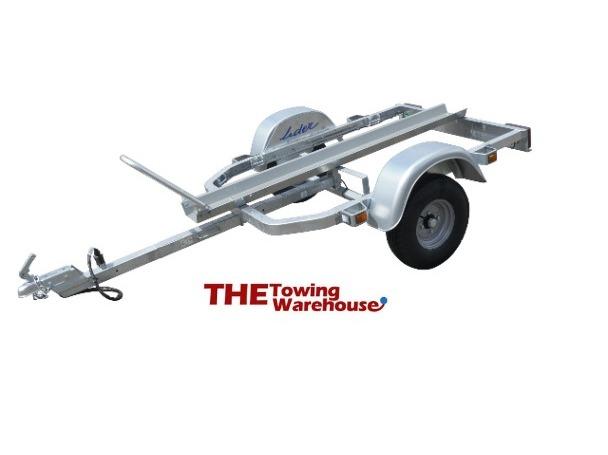 Lider motorbike trailer 34400E