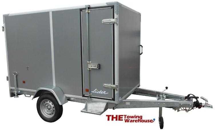 Lider Box trailer 38970
