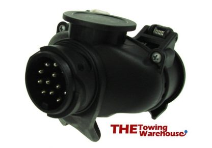 MP6035B Jaeger Adaptor 13 Pin Plug To 2×7 Pin Sockets 01
