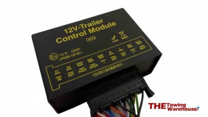 universal towbar wiring kit