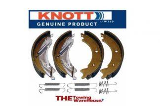 Knott 520066.004 Brake shoe Kit 1